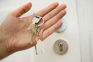 Crozet Apartment Keys
