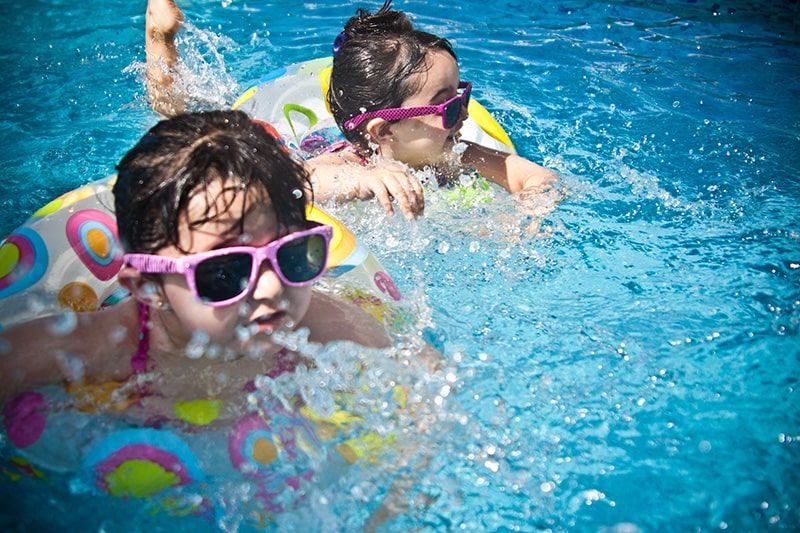 apartment pool safety