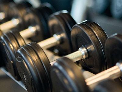 Crozet Apartment Fitness Center