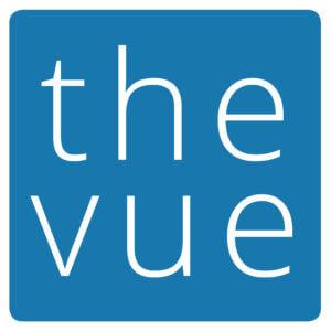 The Vue Apartments in Crozet Logo