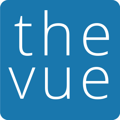The Vue Apartments Logo